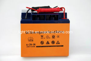 38ah Battery Power Supply for Solar System pictures & photos