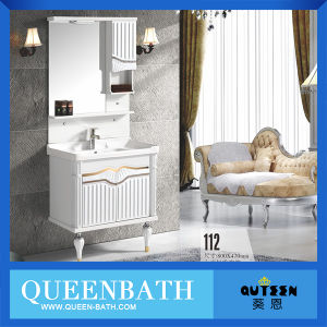 Jr-112 Cheap Price PVC Bathroom Cabinet Made in China