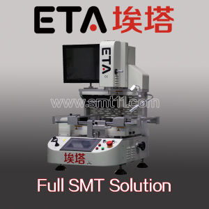 BGA Rework Station with Optical Alignment and Laser Positioning pictures & photos