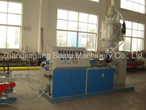 HDPE/PP Double Wall Corrugated Pipe Extrusion Machine pictures & photos