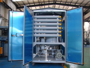 Zjb Series Transformer Oil Filter Plant with Trailer pictures & photos
