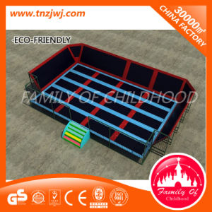 CE Certificated Gymnastics Trampoline Kids Trampoline Park Games for Sale pictures & photos