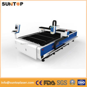 Advertising Industry Metal Laser Cutting Machine/Cheap Fiber Laser Cutting Machine pictures & photos