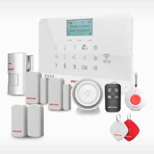 Smart Home Wireless GSM Alarm System pictures & photos