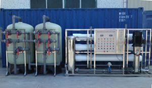 Chunke Reverse Osmosis System Water Treatment Plant pictures & photos