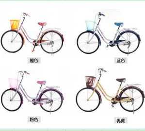 Classical Model Bicycle Women /City Bike for Sale pictures & photos