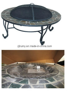 Round Steel Outdoor Firepit pictures & photos