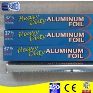 13mic 100m Household Aluminium Foil pictures & photos