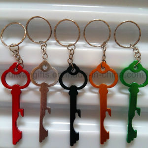 Aluminum Keychain with Bottle Opener pictures & photos