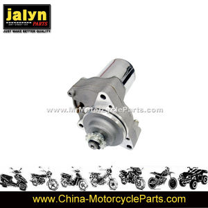Motorcycle Starter Motor for Biz-100 Motorcycle Electric Parts pictures & photos