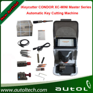 2016 New Condor Xc-Mini Master Series Key Cutting Machine Xc-007 Key Cutting Machine Condor Xc-Mini Weight Lightly Than Xc-007 pictures & photos