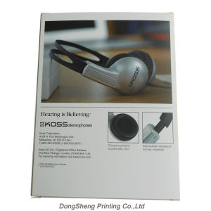 Brand Display Packaging Box for Electronic Product (Headphone) pictures & photos