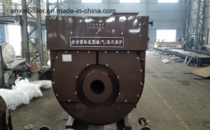Oil or Gas Steam Boiler Wns1.5 pictures & photos