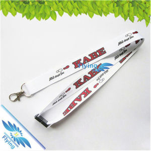 Wholesale Polyester Lanyards with International Flag Single Custom Lanyard