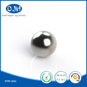 High Power Sintered Neodymium Magnet Ball for Jewelry pictures & photos