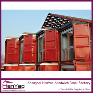 High Quality Customized Luxury Steel Structure House pictures & photos