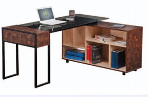 New Style Modern MDF Office Desk Office Table (CT-3856) pictures & photos