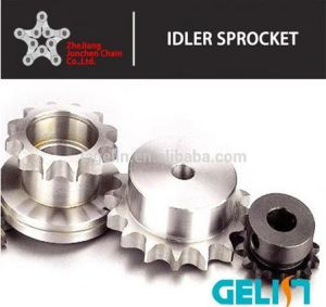 Hot Sell Standard Driven Chain Idler Sprocket/Bearing Bore Sprocket pictures & photos