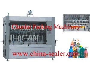 Automatic Potato Puree Bottle Filling Machine pictures & photos