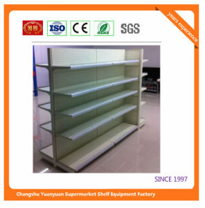 High Quality Shopping Shelf Rack with Good Price Drug Store Shelf 08125 pictures & photos