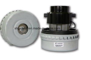 China Manufacture Two Stage Wet Dry Bypass Vacuum Cleaner Motor (SHG-006) pictures & photos