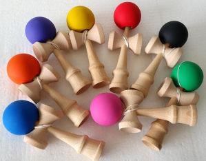 Wholesale Beech Wood Made Kentama Toys pictures & photos