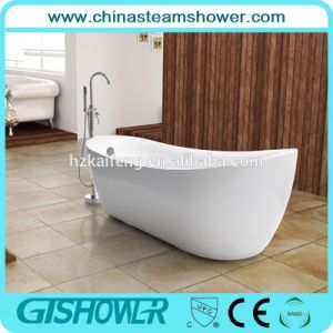 Modern European Style Standing Bathtub (BL1008D) pictures & photos