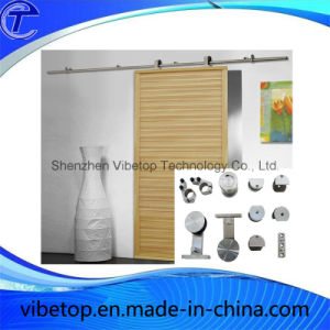 Wholesale Stainless Steel Wooden Door Sliding System pictures & photos