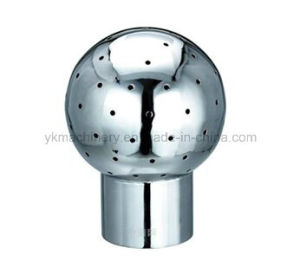 Sanitary Stainless Steel Welded Fixed Cleaning Ball