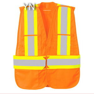 Reflective Vest with High Quality Reflective Tape pictures & photos