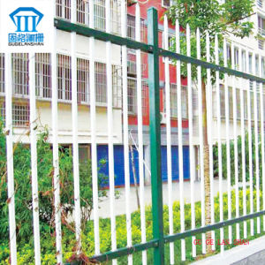 High Quality Wrought Zinc Steel Fence 029 pictures & photos