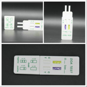 2 Panel Thc Coc 2 in 1 Urine Drug Test Kit Dipcard pictures & photos