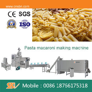 High Quality Stainless Steel Industrial Pasta Machine pictures & photos