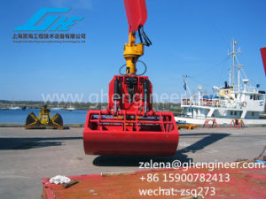 Electric Hydraulic Orange Peel and Clamshell Grabs pictures & photos