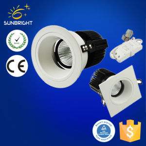 High Standard High Efficiency Ce, RoHS LED Slim Down Light pictures & photos