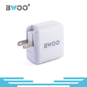Wholesale USB Cellphone Travel Charger with Us/EU Plugs pictures & photos