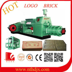 Jkr40/40-20 China First Patent Clay Brick Machine Logo Press Machine pictures & photos