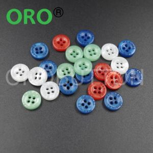 Fancy Sew Colored Acrylic Resin Buttons Sweater Buttons