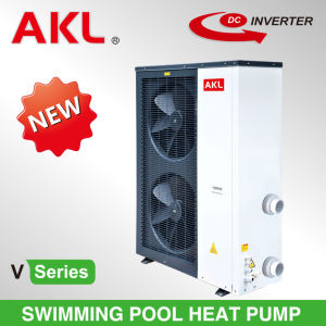 Air to Water Swimming Pool Heat Pump Water Heater pictures & photos