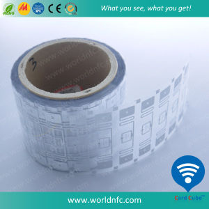 ISO18000-6c Alien H3 Passive Adhesive UHF RFID Tag pictures & photos