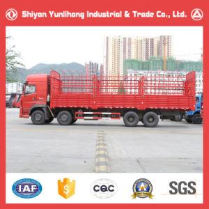 8X4 Warehouse Gate Cargo Truck/Stake Heavy Lorry Truck pictures & photos