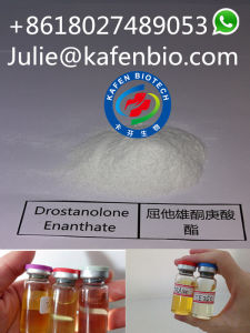 Hot Sell Hormone Powder Drostanolone Enanthate Safe Steroids pictures & photos