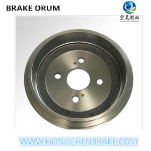 Semi Trailer Brake Drum for Heavy Truck