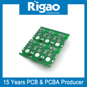 Panel Silver Through Hole PCB Panel pictures & photos