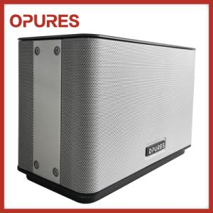 OPURES 2016 Rich Detailed Vibrant Home Wireless WiFi Music Speaker