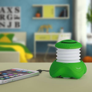 Wholesale Good Quality Cable Installed Portable Mini Speaker pictures & photos