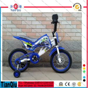 2016 New Chidlren Motor Bike Bicycle for Kids Boys pictures & photos
