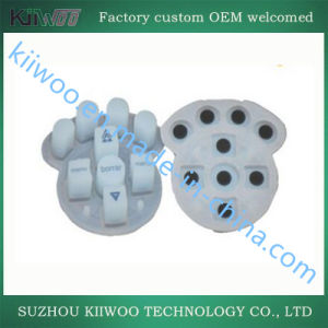 Conductive Rubber Silicone Button Remote Keypad pictures & photos