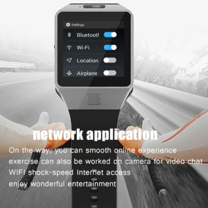 Newest 3G Bluetooth Smart Watch Phone (QW09) pictures & photos