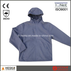 OEM Waterproof Outdoor Mens Softshell Jacket pictures & photos